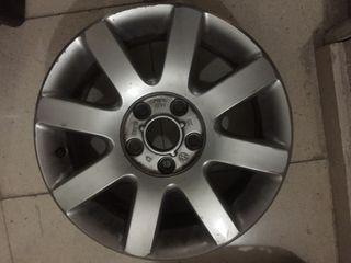 2 Llantas VW AUDI 16 Pulgas Perfecto Estado
