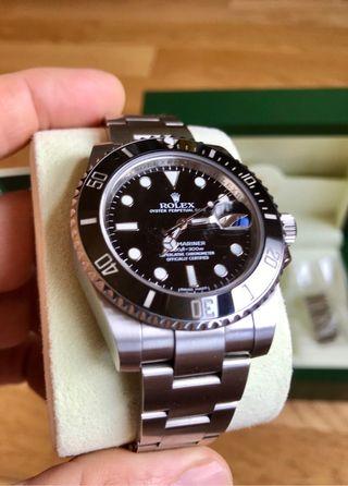 7a621f370ec6 Reloj Rolex Submariner de segunda mano en WALLAPOP