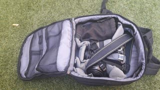Camara Nikon D60, objetivos, mochila, filtros