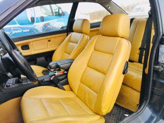 asientos bmw traseros y delanteros
