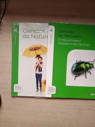 CIENCIAS DA NATUREZA 4 PRIMARIA