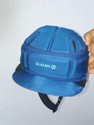 Casco gorra nuevo para deportes acuaticos