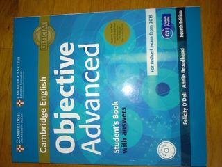 Libro inglés advanced c1 Cambridge university pres