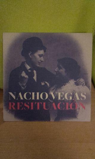 vinilo Nacho vegas