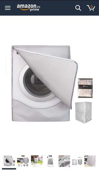 Funda protectora de lavadora