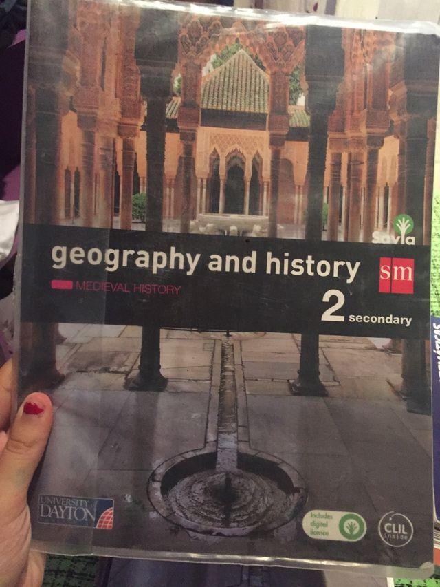 Libro de texto de historia