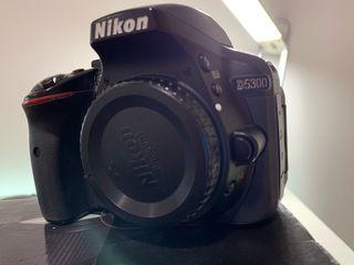 Reflex Nikon D5300