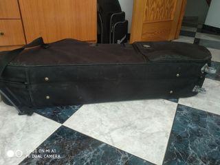 Estuche Saxo Barítono Bags Basic Negro