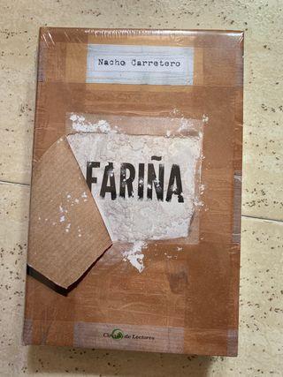 "Libro ""Fariña""de Nacho Carretero NUEVO"