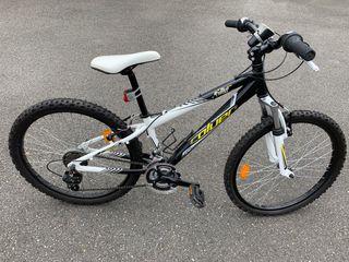 Bicicleta de montaña de Junior