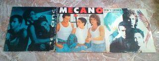 Discos vinilos Mecano