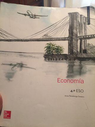 Libro de texto de economia 4ESO