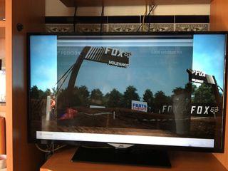 Se vende tv esmart está como nueva mejor ver