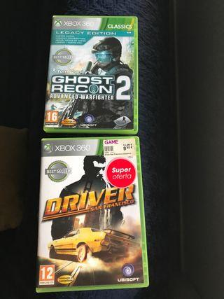 Xbox 360 Dos juegos por el precio de uno.