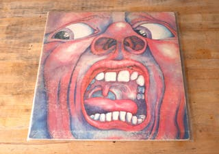 Disco vinilo lp de King Crimson