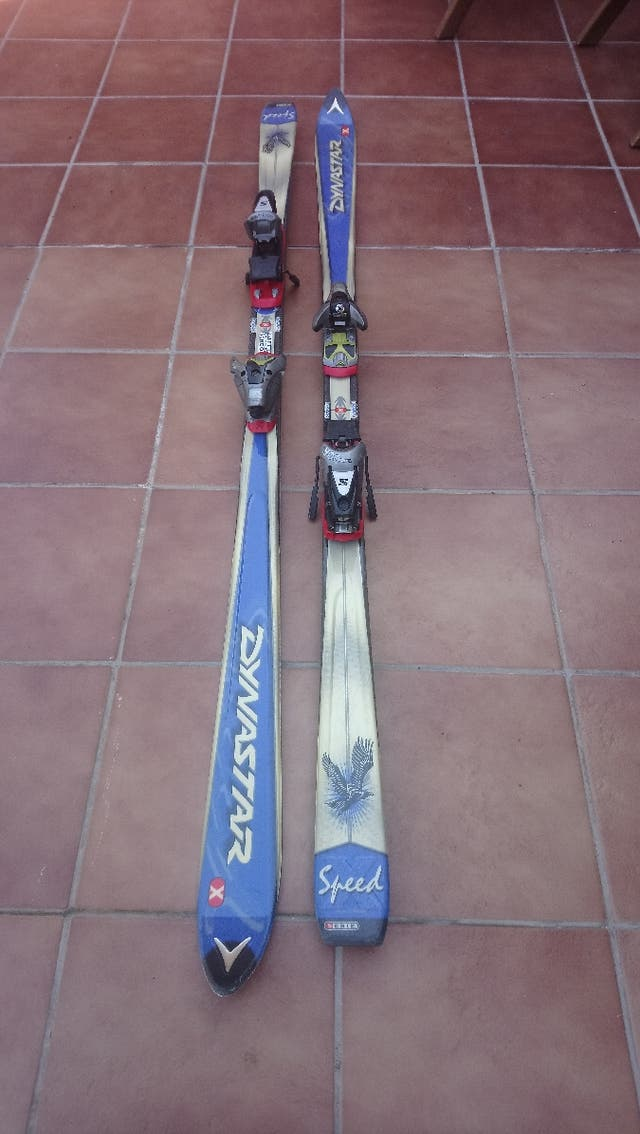 Esquís carving Dinastar X Speed Sèrie S