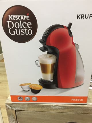 """Cafetera Dolce gusto Krups """"Piccolo"""""""