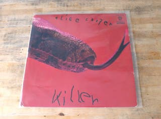 Disco vinilo lp Alice Cooper /Killer