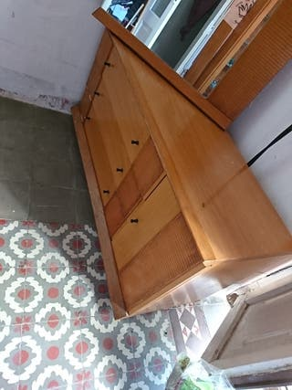 mueble + espejo