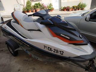 Moto de agua Seadoo GTI 130 3 plazas 68horas