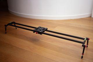 Slider de fibra de carbono Neewer de 1 metro