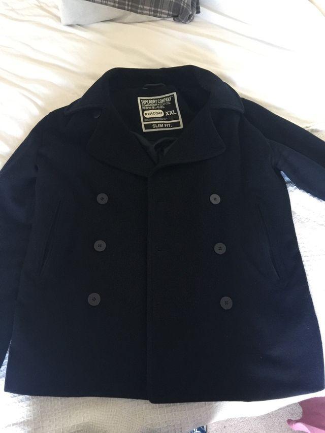 Superdry Peacoat Jacket