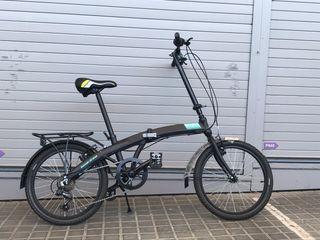 Bicicleta Nueva de Aluminio y regulable en altura
