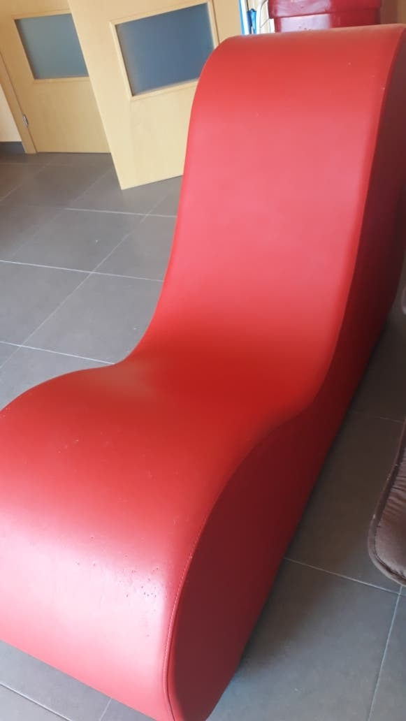 Sofá-sillón tantra