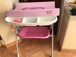 bañera cambiador de prenatal