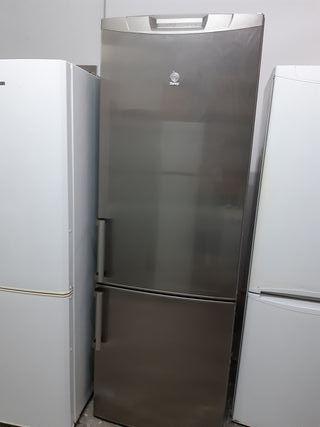 frigorífico combi balay inox