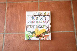 """Libro """"1000 preguntas y respuestas"""""""