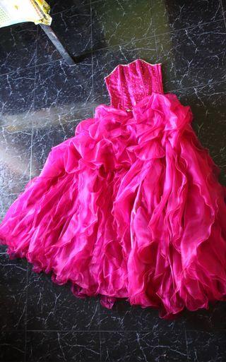 Vestido Quinceañera