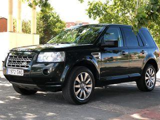 Land Rover Freelander 2009