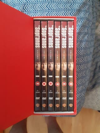 The Sopranos Series 1