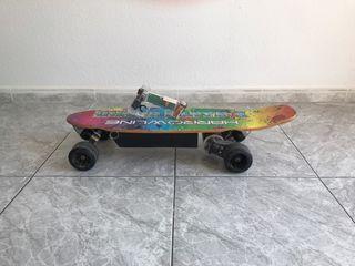 Skate/Patín Elèctrico