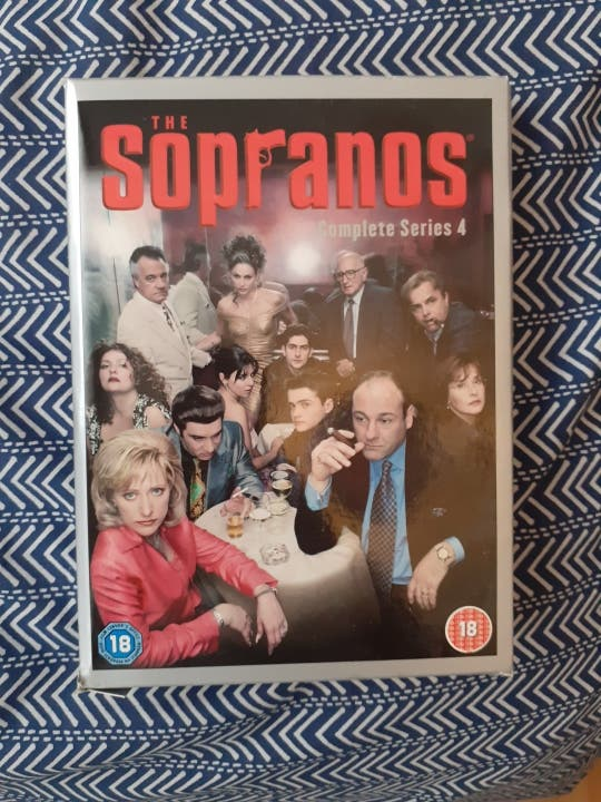 The Sopranos Series 4