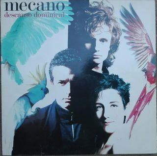 Mecano descanso dominical 1988 Vinilo
