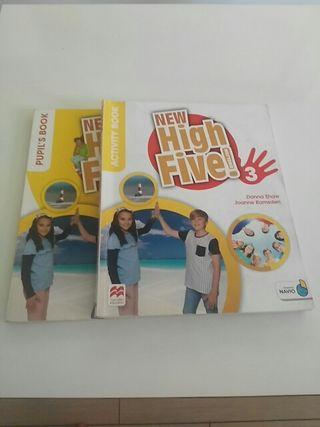 libros de inglés tercero de primaria