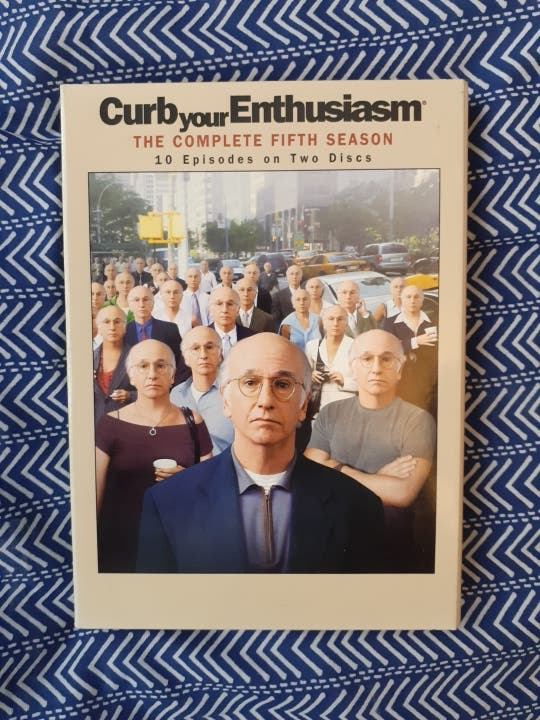 Curb Your Enthusiasm Series 5
