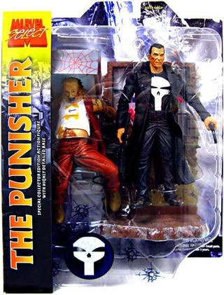 The Punisher Marvel Select