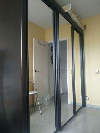 Armario 3 puertas con espejos
