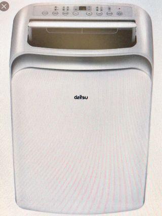 Aire acondicionado portátil Daitsu APD-12HRV2