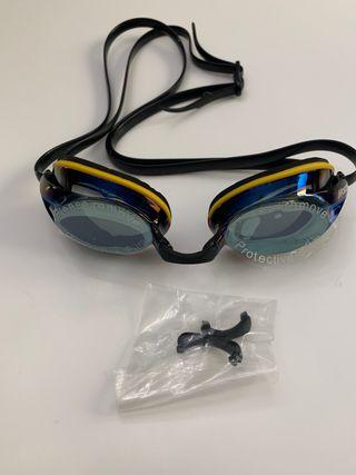 Gafas de nadar. Natación
