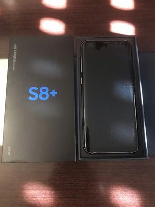 Samsung galaxy S8 plus 64 gb