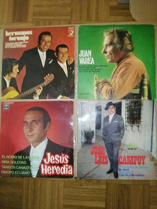 Joyas del Flamenco en 13 singles, en buen estado
