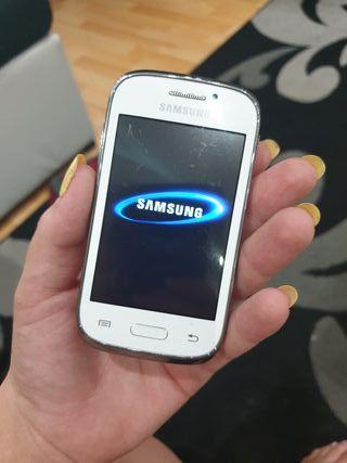 Samsung Galaxy Yang!Color blanco!Perdecto estado!!