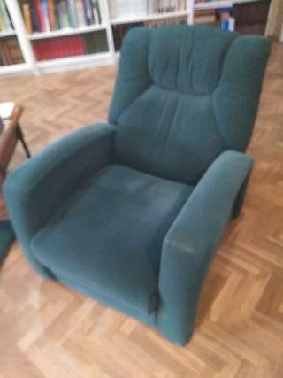 sillón reclinable casi regalado