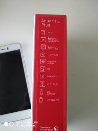 Móvil BQ Aquaris U Plus