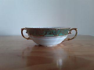 Taza porcelana Limoges