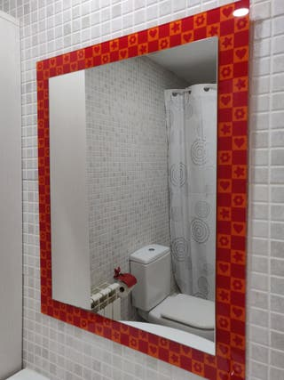 Espejo baño URGE